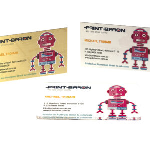 UV Cards